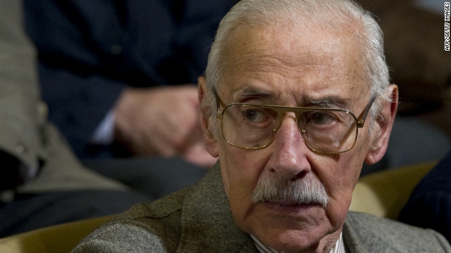 Ex-dictator admits babies were stolen