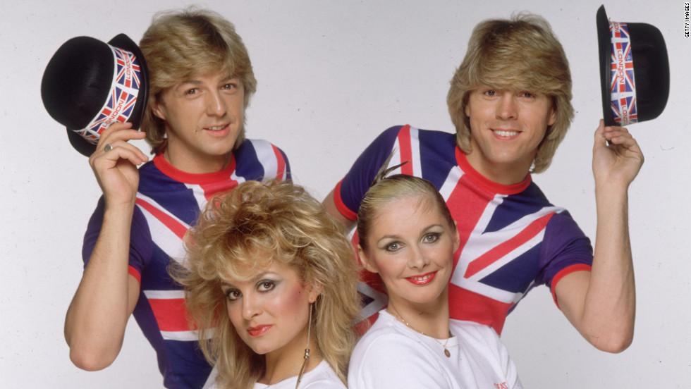 "Bucks Fizz won Eurovision for the UK in 1981 with ""Making Your Mind Up,"" which sold four million copies and reached number one in nine countries."