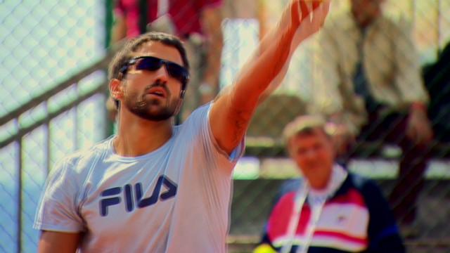 Tipsarevic mentors young tennis stars