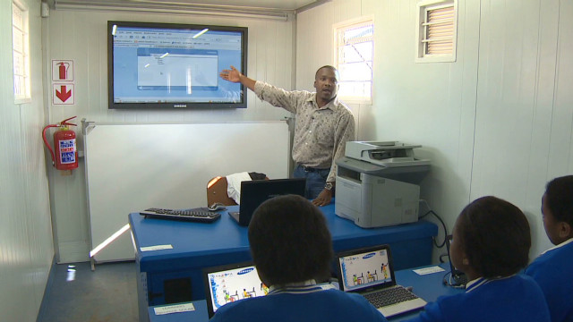 Solar school is a shining example