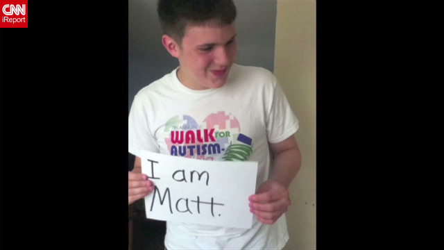Autism awareness: Our brother Matt
