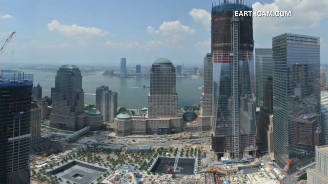 2012: Time-lapse: New WTC tower