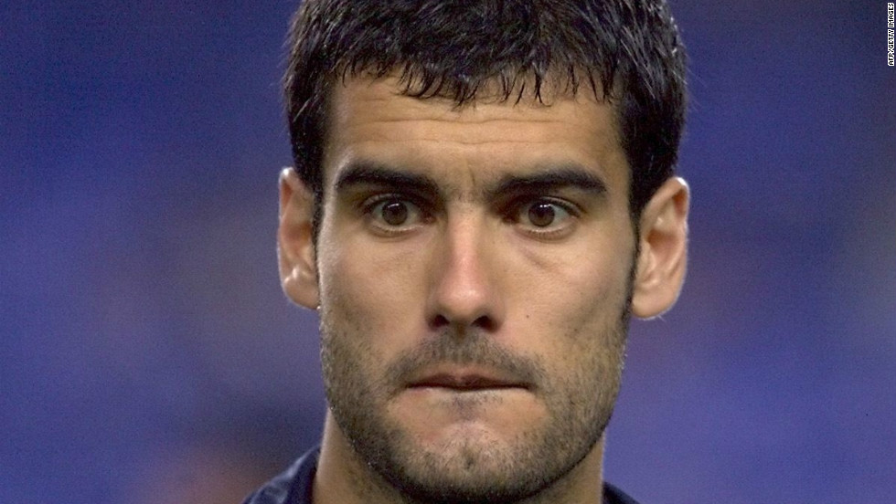 As a player, Guardiola spent more than a decade in Barcelona's senior team, winning six Spanish titles and one European Cup. He captained Spain to a gold medal at the 1992 Barcelona Olympics and went to the 1994 World Cup.