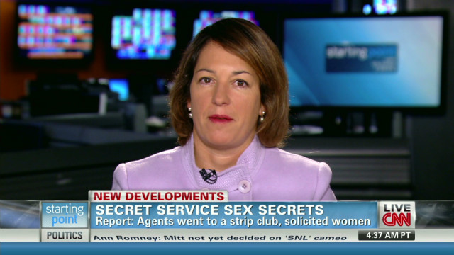 New allegations against Secret Service