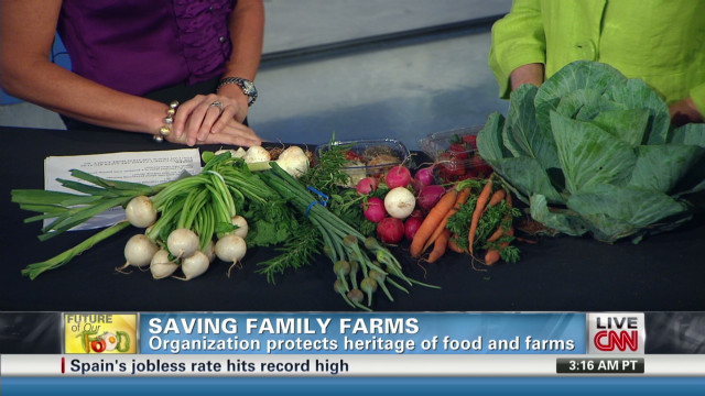 Food supply safety and family farming