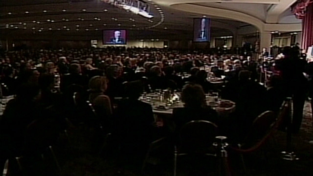 Whoops!: Correspondents' Dinner bloopers