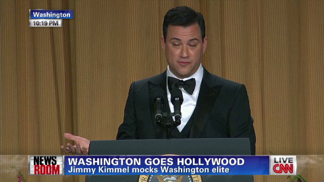 Kimmel dishes out fat, skinny jokes