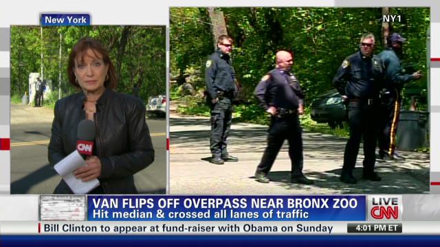 Crash near Bronx Zoo kills 7