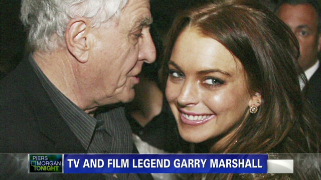 Marshall: Success sent Lohan off