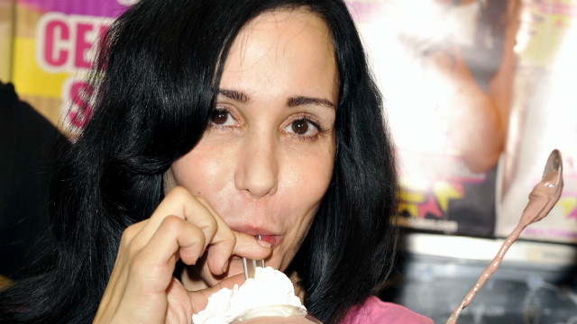 Suleman says she'd do a porn movie