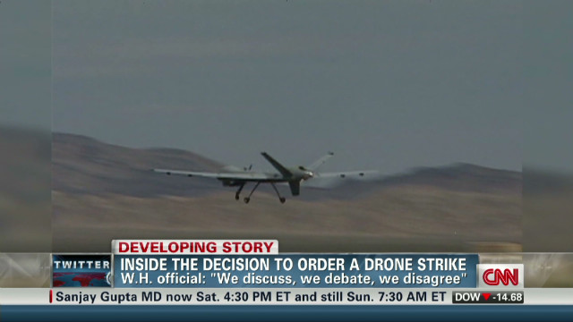 Officials open up about drones