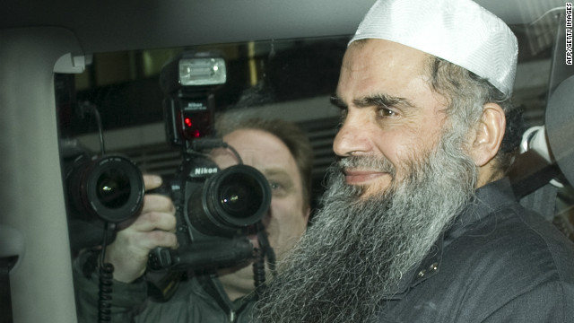 Abu Qatada was arrested in Britain in April, two months after he was released on bail.