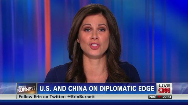 China-U.S. tension at 20 year high