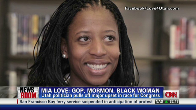 Mia Love could make GOP history