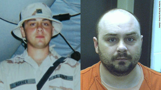 Less than a year after returning from combat in Iraq, Nick Horner was charged with two murders.