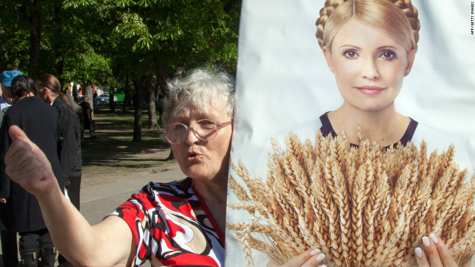 Thousands of supporters and opponents rallied outside Tymoshenko's latest court hearing in Kharkiv on April 28. The mixed turnout shows how divisive Tymoshenko still remains in Ukraine after a spell in government that began with hopes of pro-Western reforms and ended with allegations of corruption.