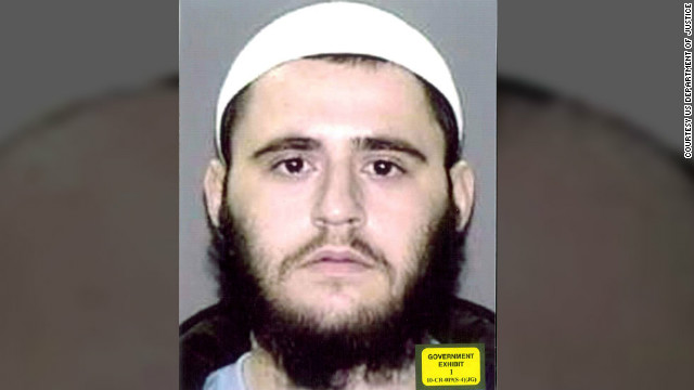 Adis Medunjanin, 28, was convicted on all counts in a plot to bomb the NYC subway system.