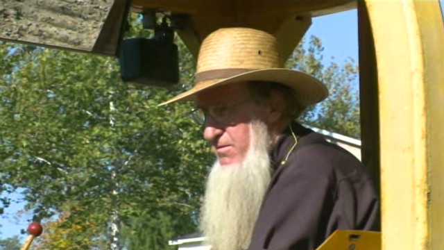 Amish sect leader must pay for attorney