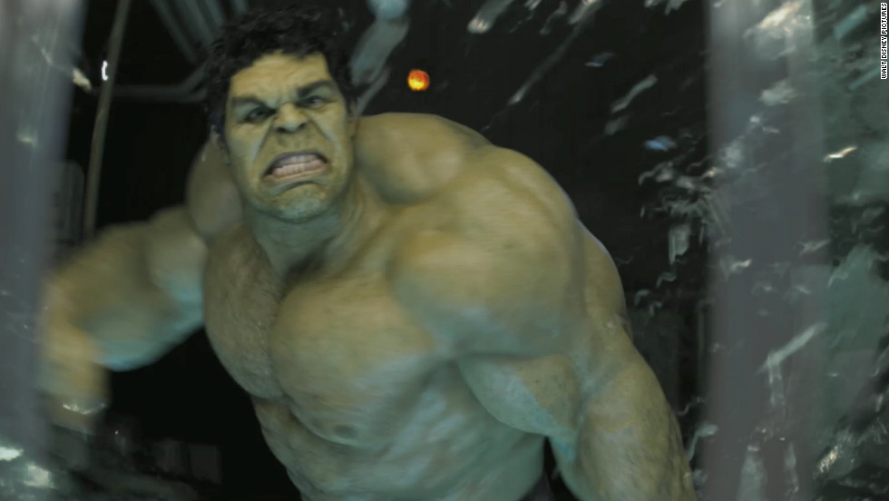 "Mark Ruffalo's Hulk donned the superhero's iconic purple pants in ""The Avengers."" Eric Bana and Edward Norton played Bruce Banner in ""Hulk"" (2003) and ""The Incredible Hulk"" (2008), respectively. Bill Bixby played David (yes, not Bruce) Banner and Lou Ferrigno his monstrous alter ego in the TV series that aired from 1977 to 1982."