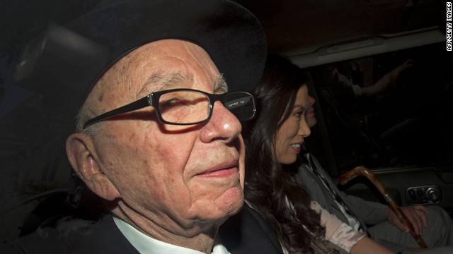 "The News Corp. board issued a statement announcing ""its full confidence in Rupert Murdoch's fitness"" to lead the organization.."