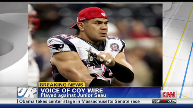Wire: Seau was an inspiration in the NFL