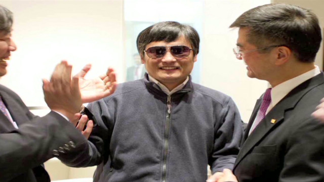 ChinaAid: Activist Chen not safe in China