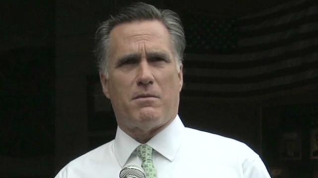 Romney reflects on bin Laden's death