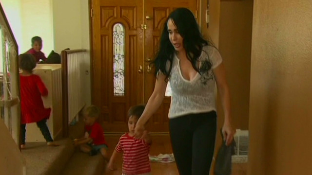 Nadya Suleman 'open to doing porn'