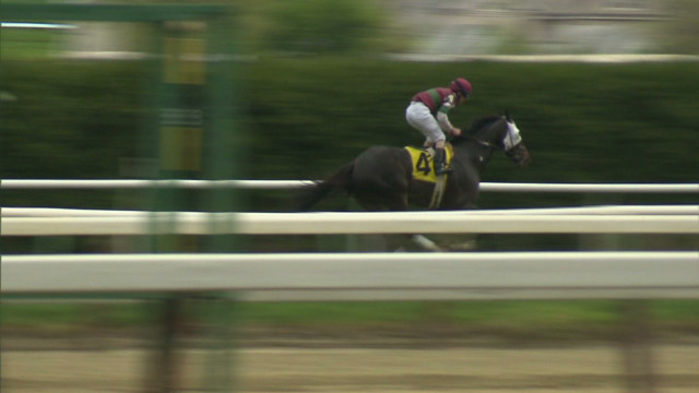 Venezuelan-born jockey talks Derby