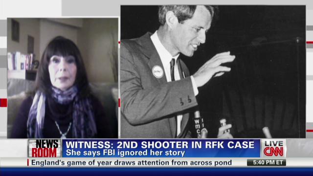 Nina Rhodes-Hughes: Two RFK shooters
