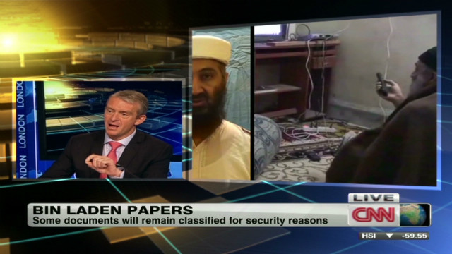 Bin Laden documents revealed