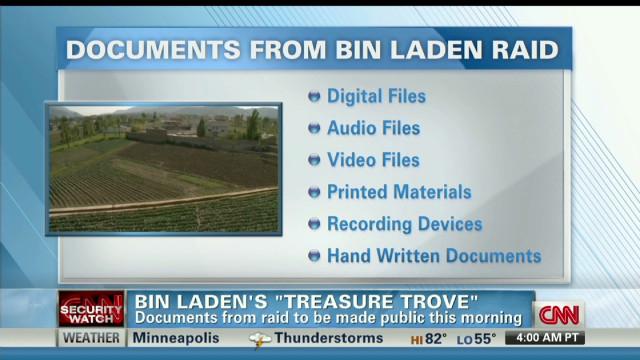 Bergen: Bin Laden paranoid