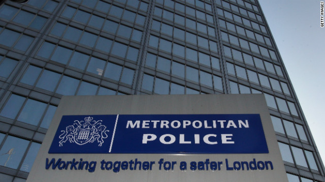 The retired officer had served in the Metropolitan Police Service's Specialist Operations command.