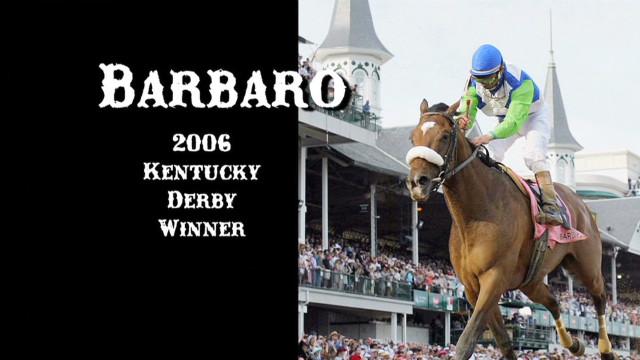 Barbaro trainer returns to Kentucky