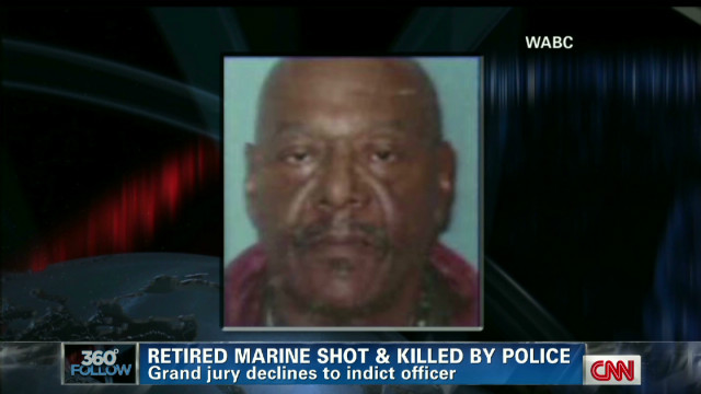 Retired Marine shot, killed by police