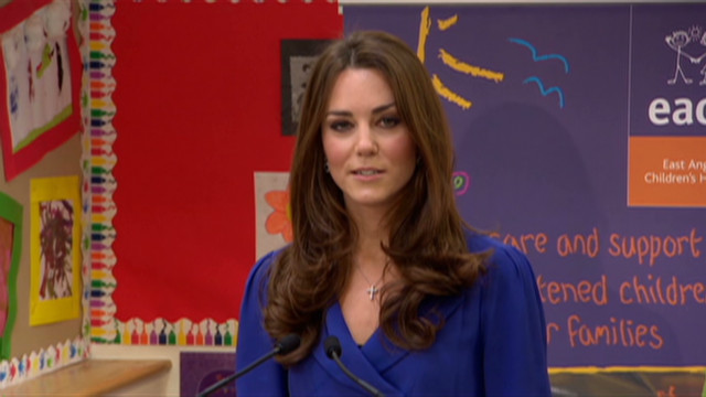 Kate, Duchess of Cambridge: Part 3
