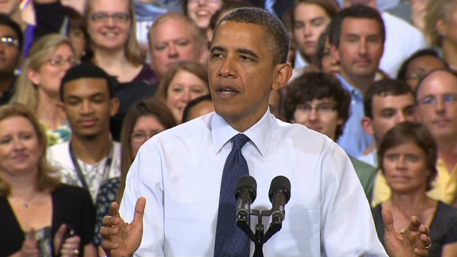 Obama: Million jobs added in 6 months