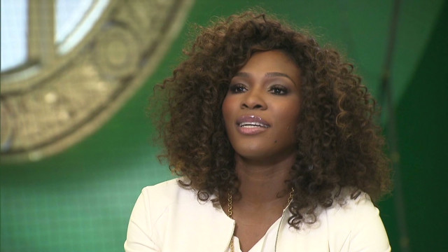 Serena Williams: I'm really ruthless