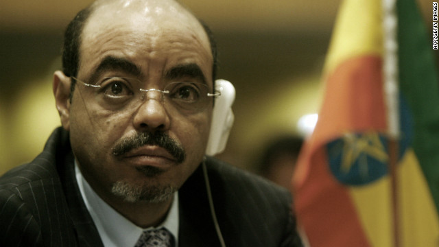 Ethiopian PM dies at 57