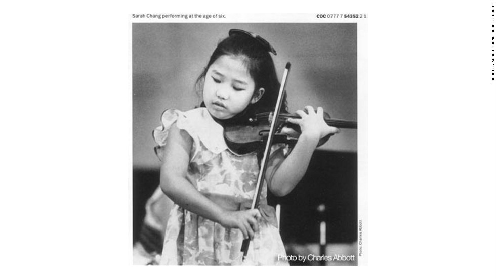 Now 31 years old, Chang picked up the violin when she was just four, having already grown tired of the household piano. Quickly recognized as a child prodigy, Chang had signed to EMI Classics before she'd even reached double digits.