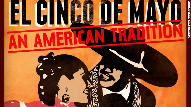 Cinco de Mayo has it roots in the Civil War, according to the author of a new book on the topic.