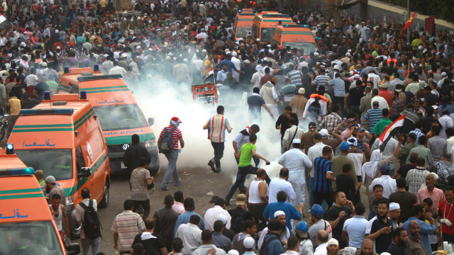 New clashes ahead of elections in Cairo