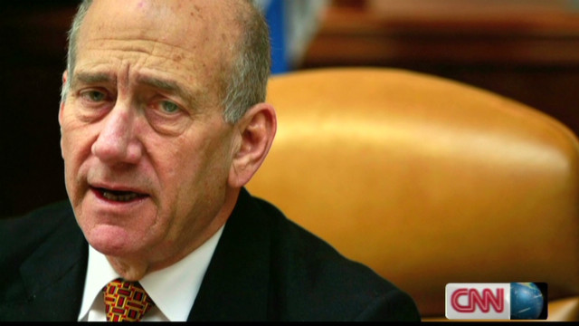 Olmert on America's influence