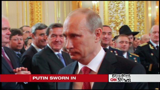 CNN Student News - 5/8/12