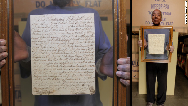 Rare pieces of American past need a home