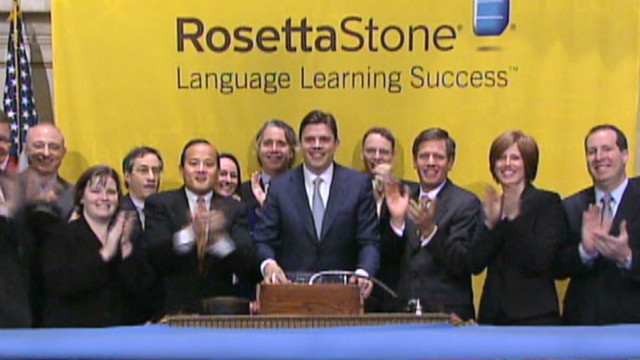 IPO process like being a 'rock star'