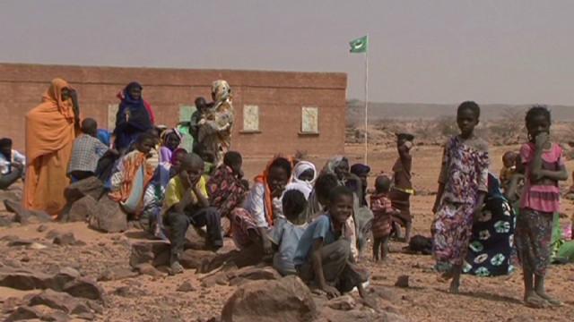 Hunger crisis plagues Mauritania