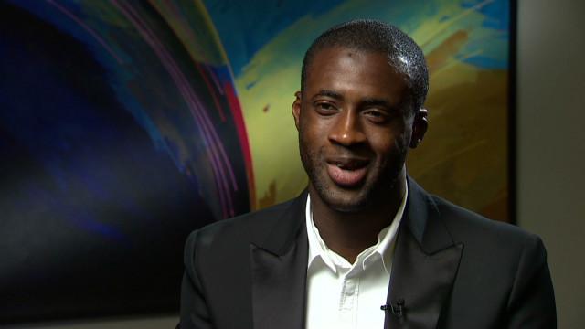 Yaya Toure on Man City's title bid