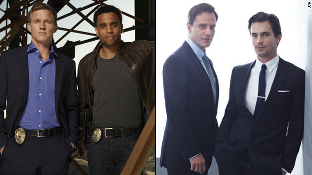 "USA's new series, ""Common Law,"" (left) will form a crucial part of USA's popular summer block, along with ""White Collar."""