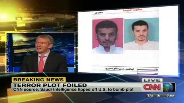 Al Qaeda terror plot thwarted